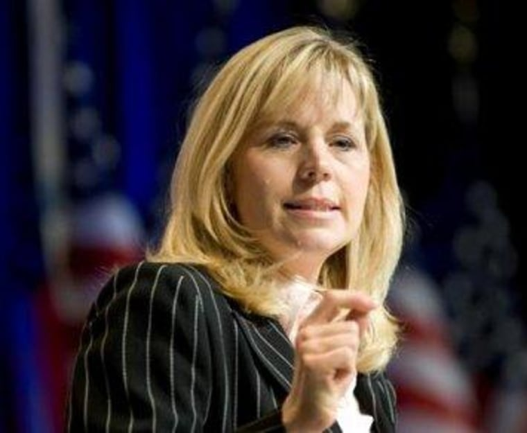 Liz Cheney's trouble fishing for votes