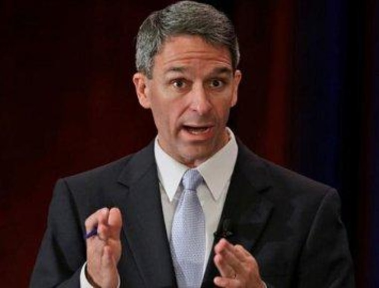 Cuccinelli's self-defeating request in Virginia