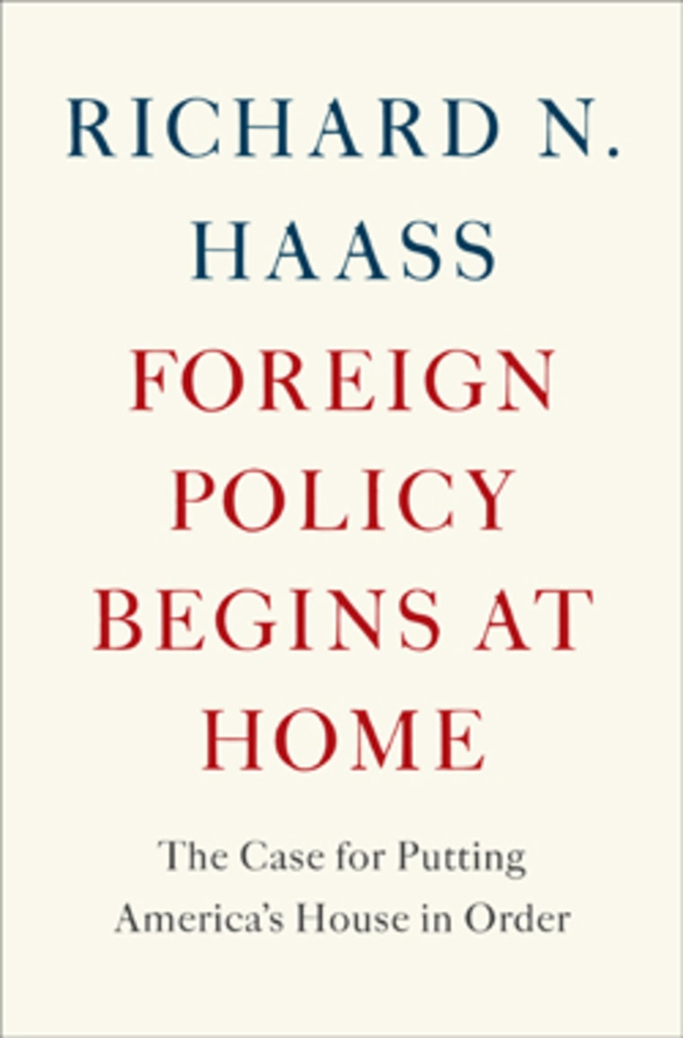 Haass-Foreign Policy