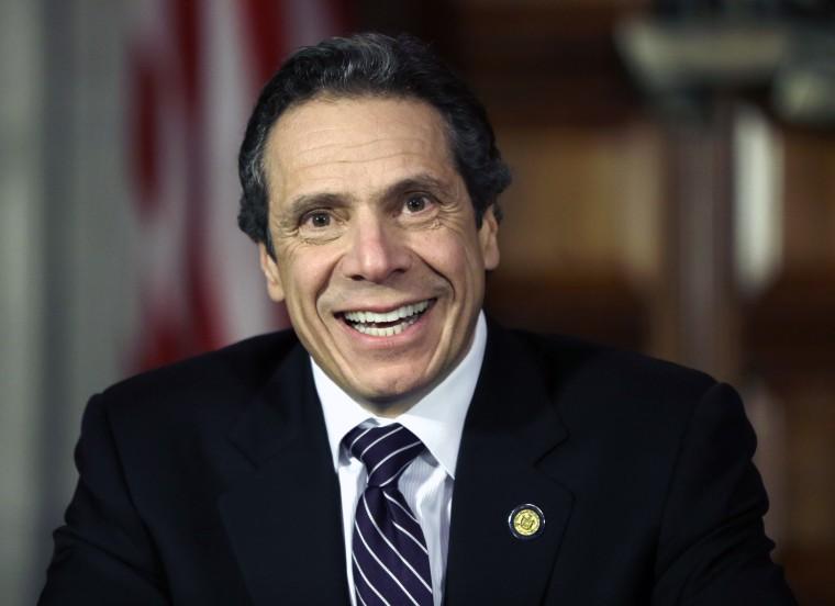 on Wednesday, Feb. 20, 2013, in Albany, N.Y. (AP Photo/Mike Groll)