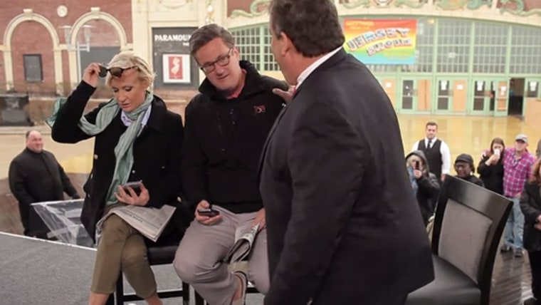 Credit: Still from YouTube video: Governor Christie: Maybe There Is Something To To This Fleece