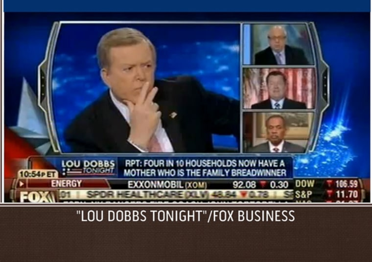These Fox panelists just aren't on board with working moms.