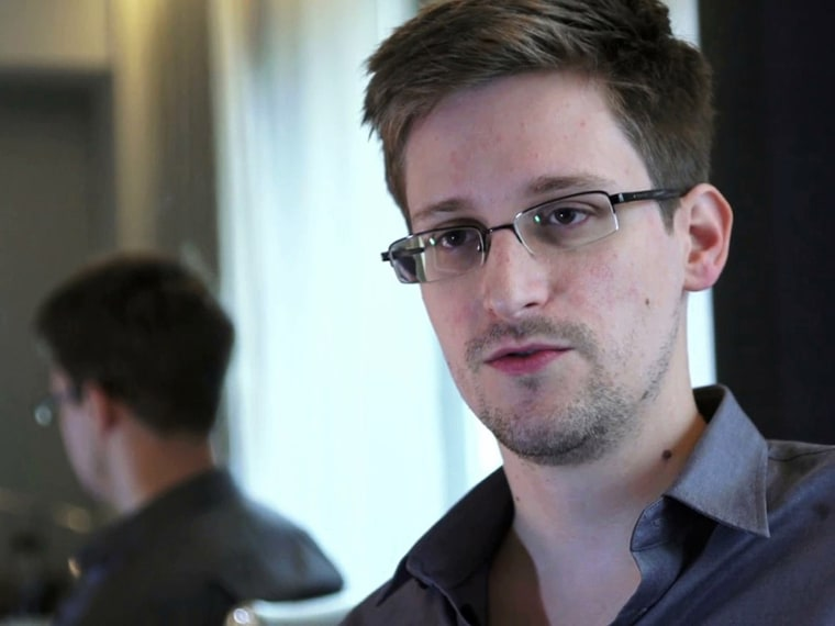 This photo provided by The Guardian Newspaper in London shows Edward Snowden, who worked as a contract employee at the National Security Agency, on Sunday, June 9, 2013, in Hong Kong. The Guardian identified Snowden as a source for its reports on...