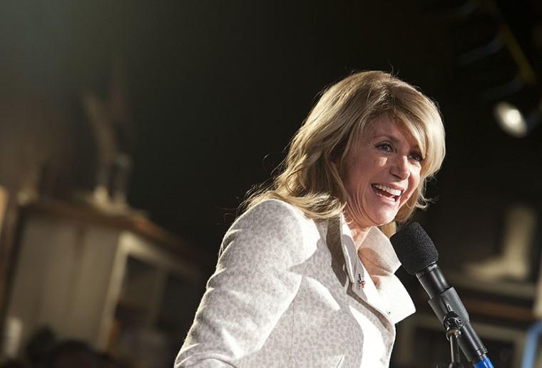 Texas State Senator Wendy Davis (Photo by Barbara L. Salisbury/MCT/Zuma Press)