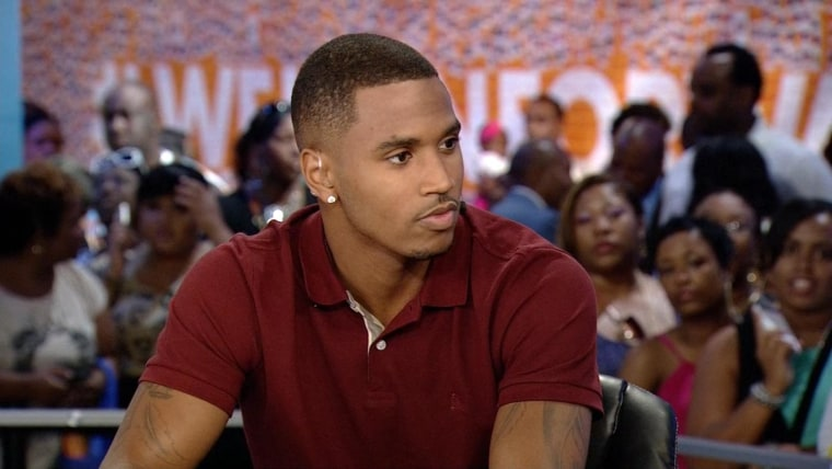 R&B artist Trey Songz joins PoliticsNation live at Essence Fest in New Orleans.