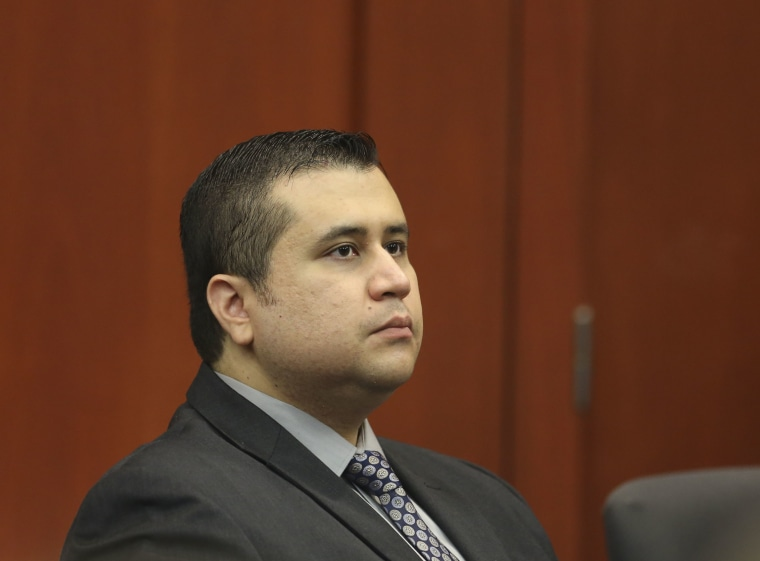 George Zimmerman during trial. (Photo by Gary W. Green/AP/ Orlando Sentinel)