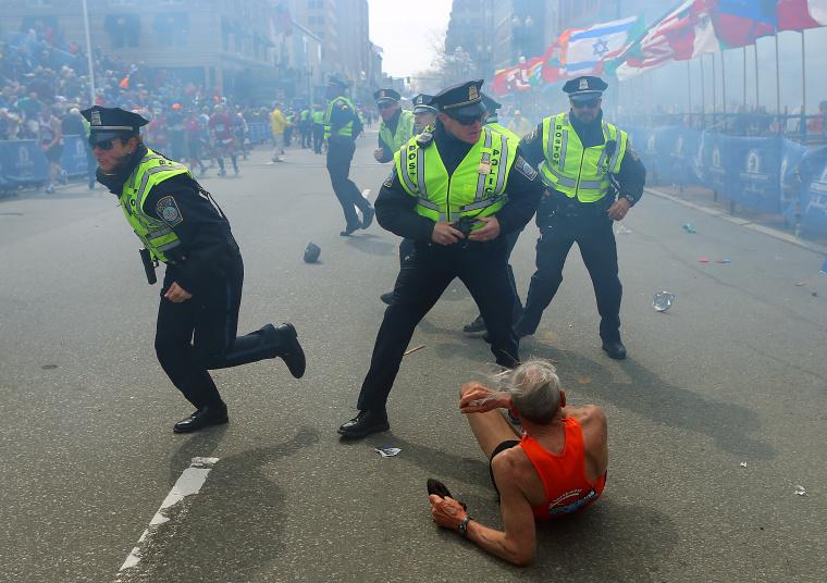 (Photo by John Tlumacki/The Boston Globe via Getty Images)
