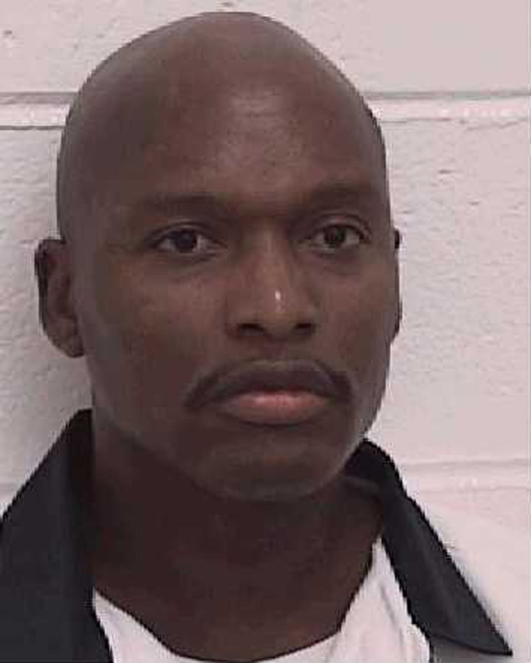 Warren Lee Hill is shown in this undated Georgia Department of Corrections photograph.  Hill is described by his lawyers and three state experts as mentally retarded.   (Photo by Georgia Department of Corrections/Reuters)