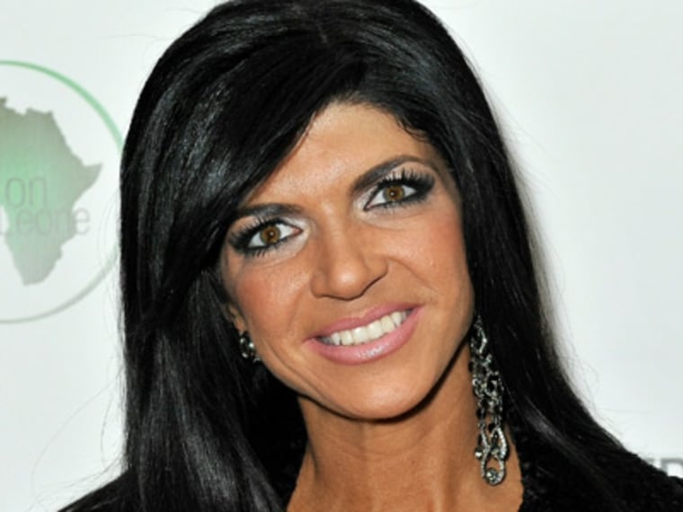 TV personality Teresa Giudice (File photo by D Dipasupil/Getty Images)
