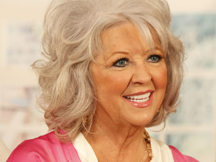 Paula Deen attends An Evening With Paula Deen at MotorCity Casino Hotel on April 25, 2013 in Detroit, Michigan. (Photo by Monica Morgan/WireImage/Getty)