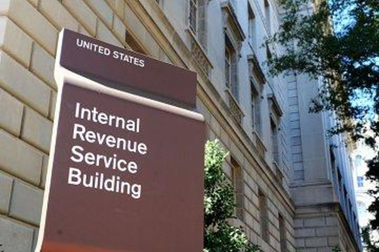 A 'nail in the coffin' of the IRS 'scandal'
