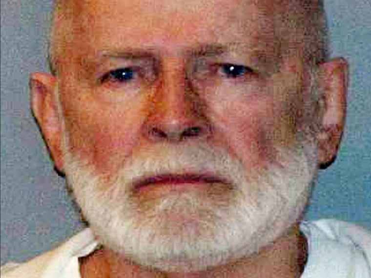 """This June 23, 2011 booking photo provided by the U.S. Marshals Service shows James """"Whitey"""" Bulger, who fled Boston in 1994 and wasn't captured until 2011 in Santa Monica, Calif., after 16 years on the run. Bulger's defense team is expected to call its..."""