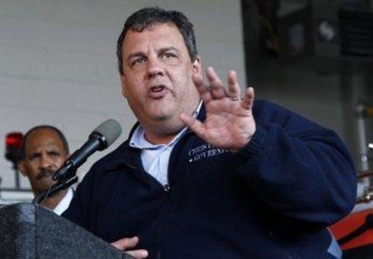 Christie vetoes medical marijuana measure, but leaves door open