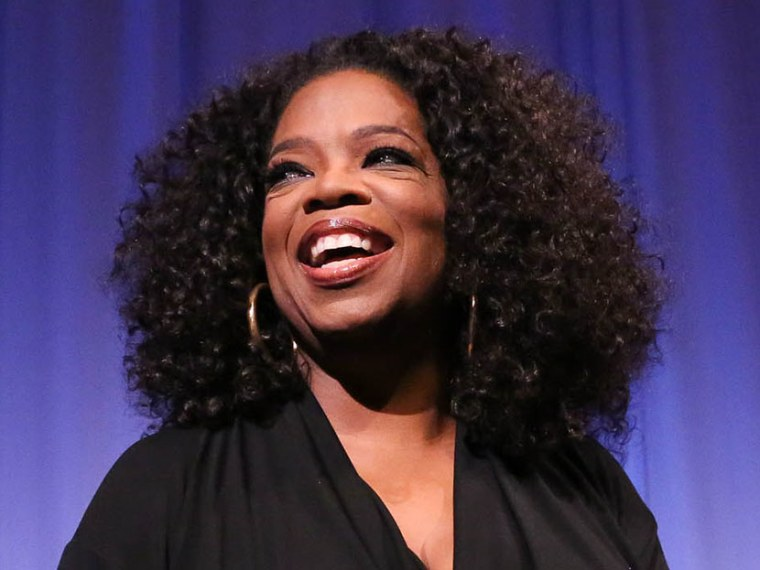"""Oprah Winfrey attends a screening of Lee Daniels' """"The Butler"""" at The Academy Theater, at Lighthouse International on August 6, 2013 in New York City.  (Photo by Rob Kim/Getty Images for The Academy of Motion Picture Arts and Sciences)"""