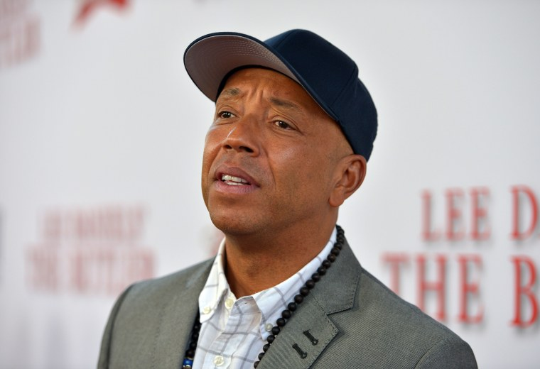 Russell Simmons attends Lee Daniels' The Butler Los Angeles premiere, on August 12, 2013 in Los Angeles, California.(Photo by Charley Gallay/Getty Images)