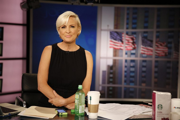 (Photo by Clayton Collins for Morning Joe.)