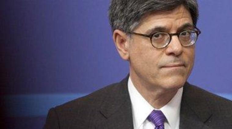 Treasury gives Congress a debt-ceiling deadline