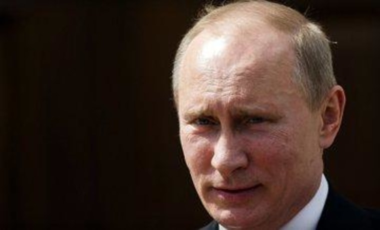 As Syrian crisis turns, U.S. conservatives rally behind Putin
