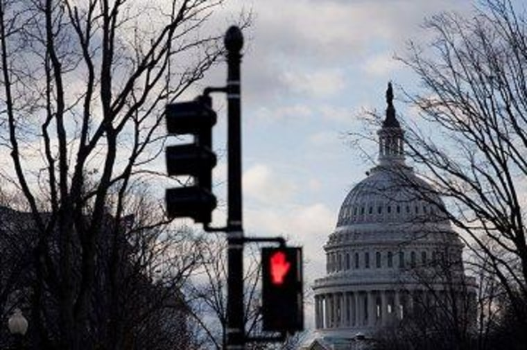 The prevailing winds on Capitol Hill