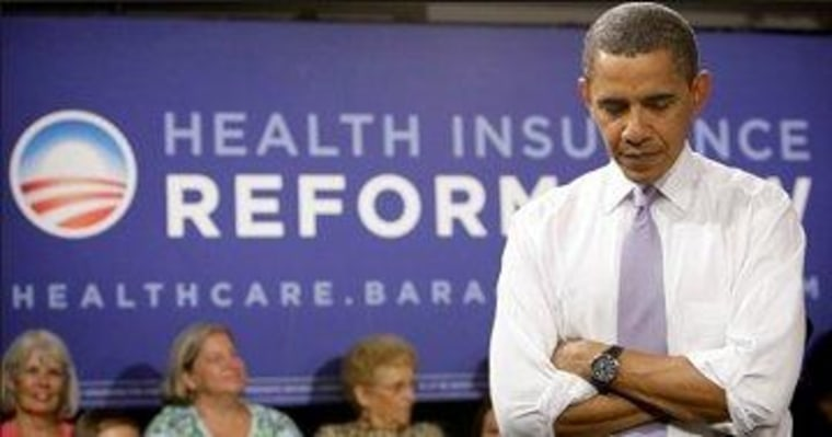 'The result will be more people without health insurance'
