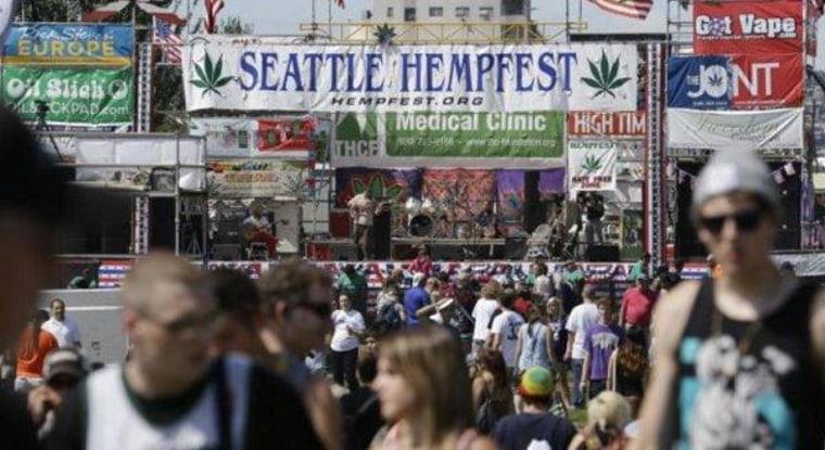 Colorado, Washington get OK from feds on marijuana