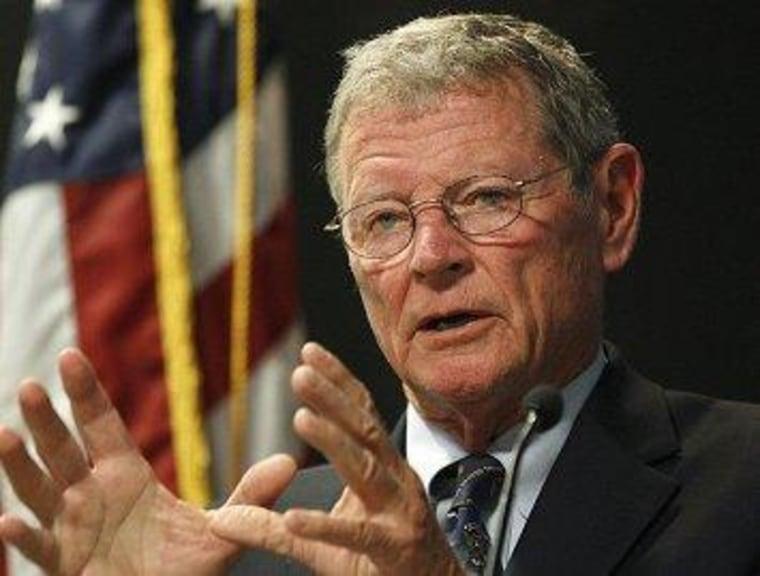 GOP senator: 'Our military has no money left'