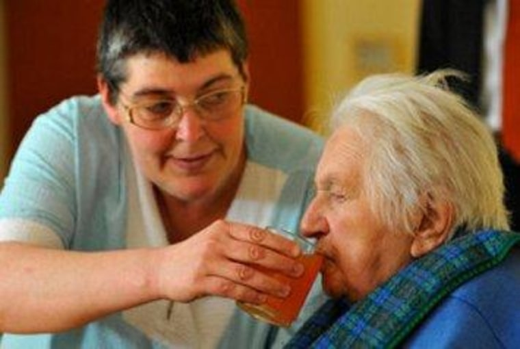 Obama admin boosts home care workers