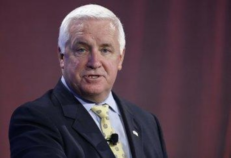 Corbett sees the light on Medicaid