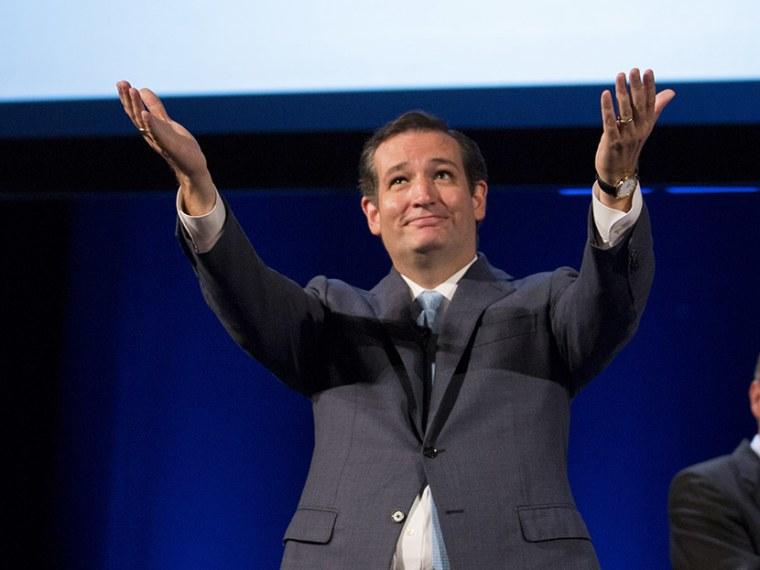 Ted Cruz Birth Certificate - Morgan Whitaker - 08/19/2013