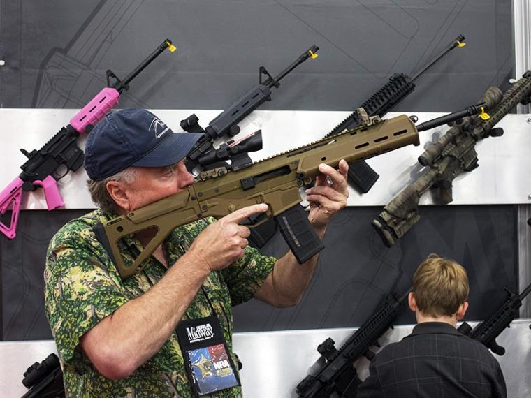 Gun industry, NRA board elections - Frank Smyth - 08/19/2013