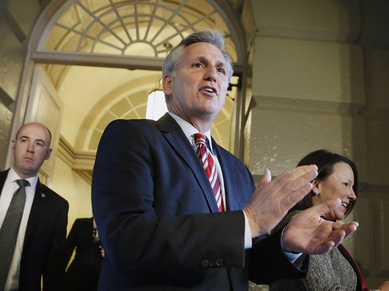 House Majority Whip Kevin McCarthy - Jessica Taylor - 08/20/2013