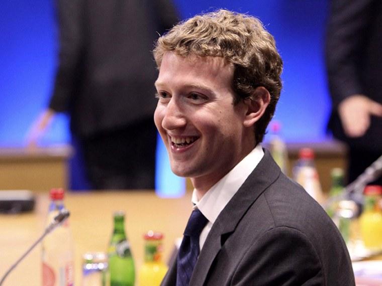 Mark Zuckerberg - 08/21/2013