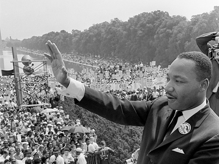 Martin Luther King Jr. - Jessica Taylor - 08/23/2013