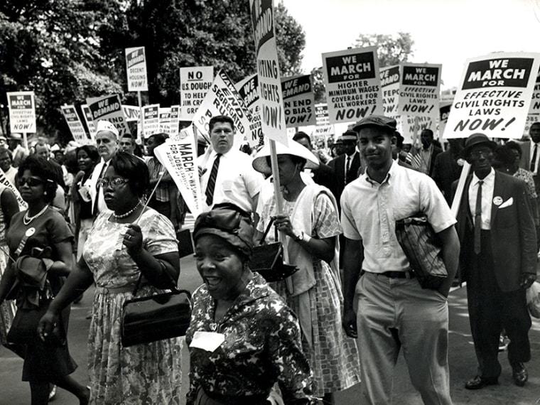 The March On Washington - Jamil Smith - 08/23/2013