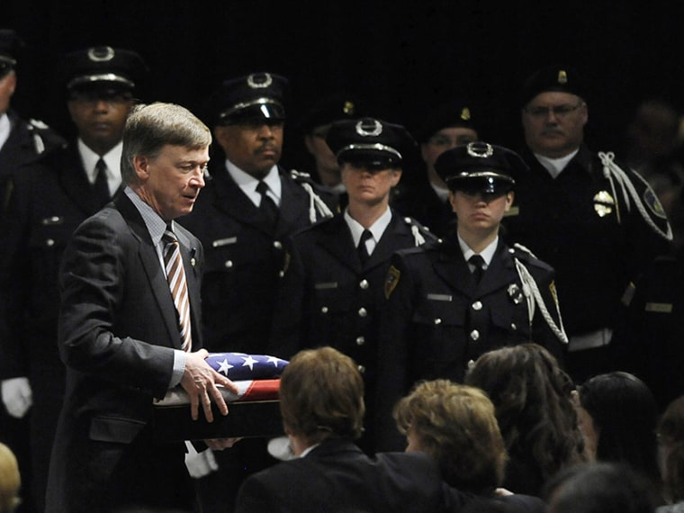 Corrections Director Killed - 08/26/2013