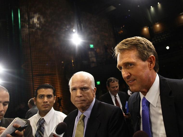 U.S. Senator John McCain, Immigration - 08/27/2013