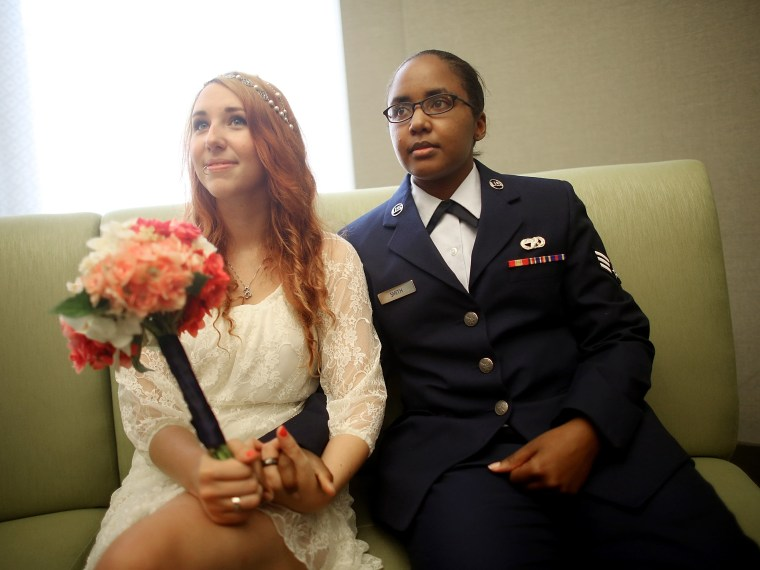 Benefits for Gay Vets - 08/27/2013