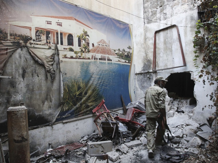 Syria Chemical Warfare - 08/27/2013