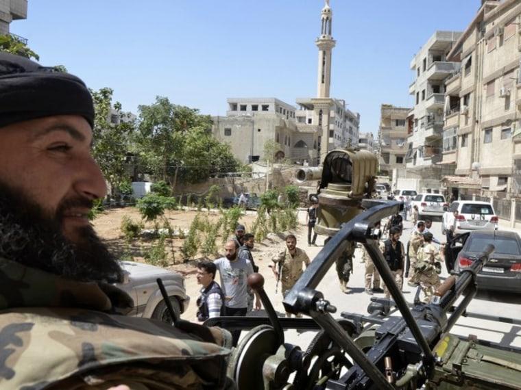 Syria Military Strike - Morning Joe - 08/28/2013