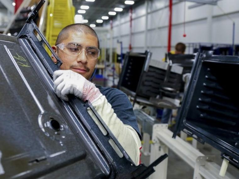 U.S. Manufacturing - Michele Richinick - 08/28/2013