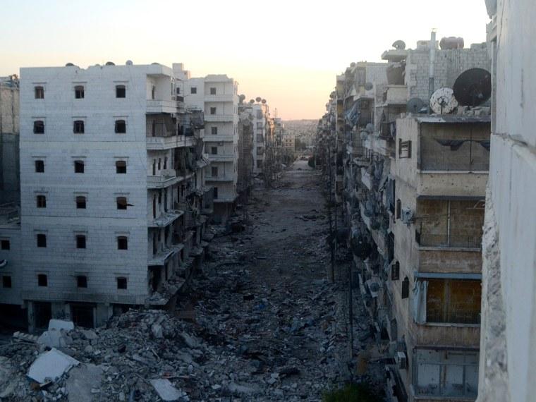 Syria - Adam Serwer - 08/29/2013
