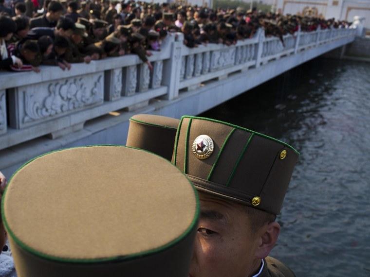 North Korea - Traci Lee - 08/29/2013