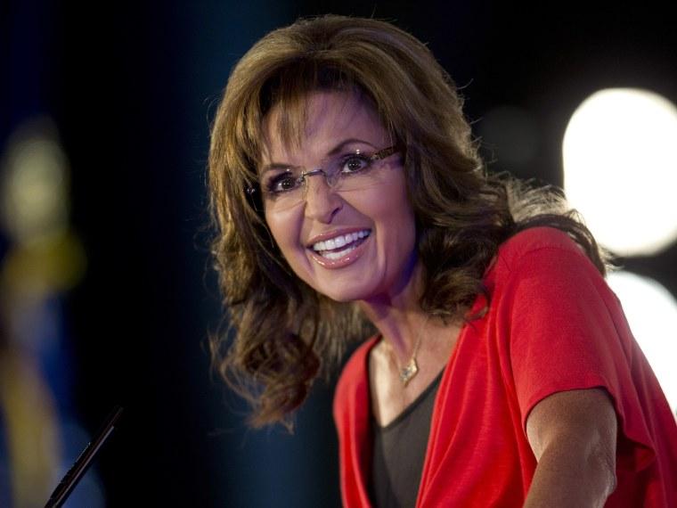 Sarah Palin - 08/29/2013