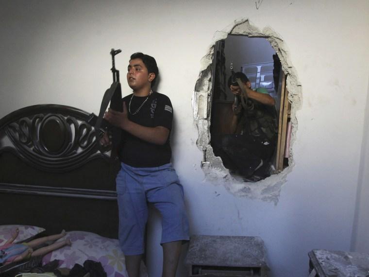 Syria Options - 08/30/2013