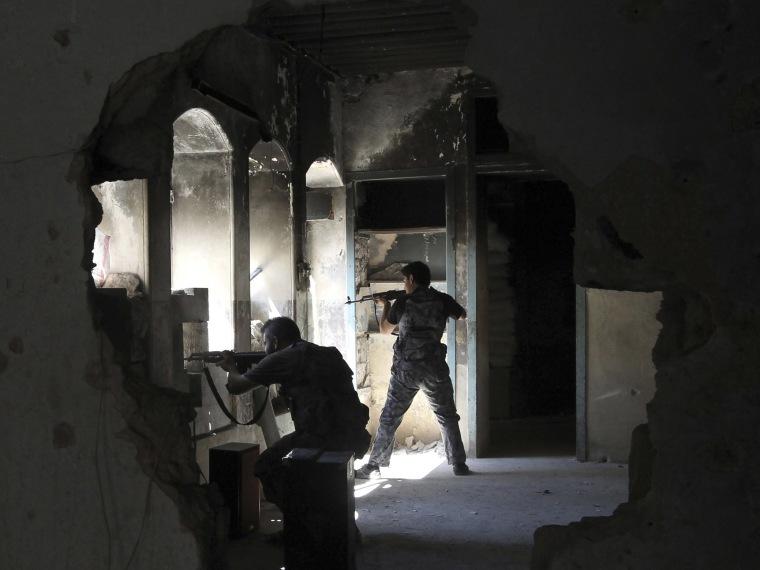 Syria - Adam Serwer - 08/30/2013