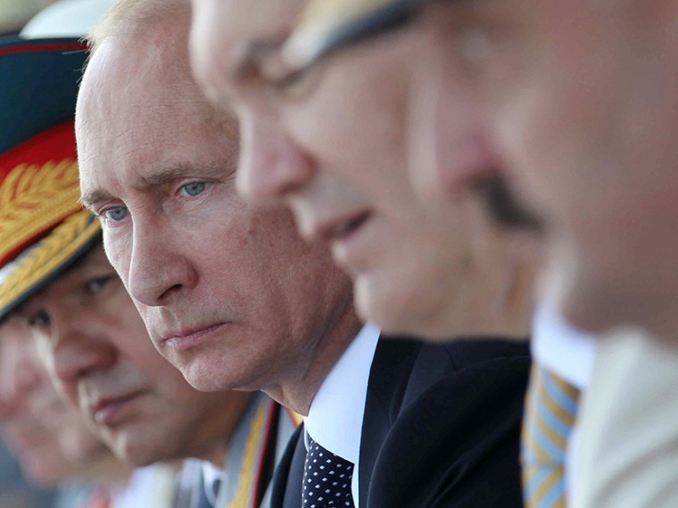 RUSSIA-PUTIN-NAVY-DAY-DIPLOMACY