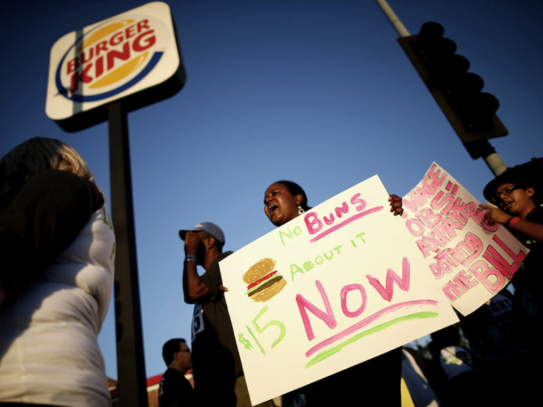 Fast Food Strikes - Ned Resnikoff - 08/31/2013