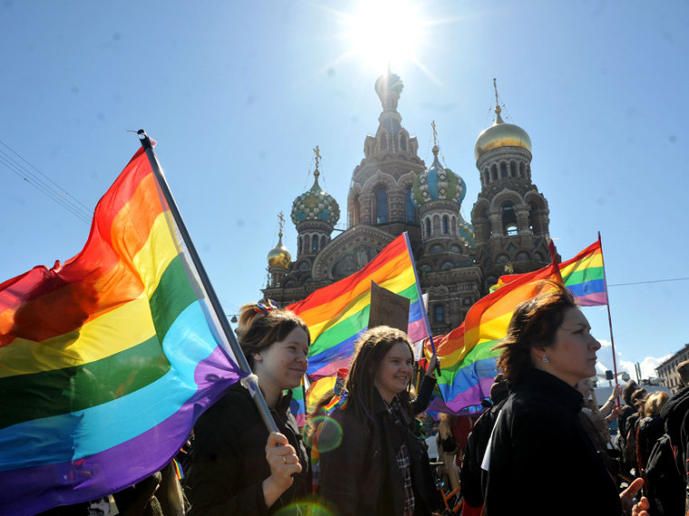 President Obama to meet with LGBT rights groups at the G20 summit - Emma Margolin - 09/3/2013