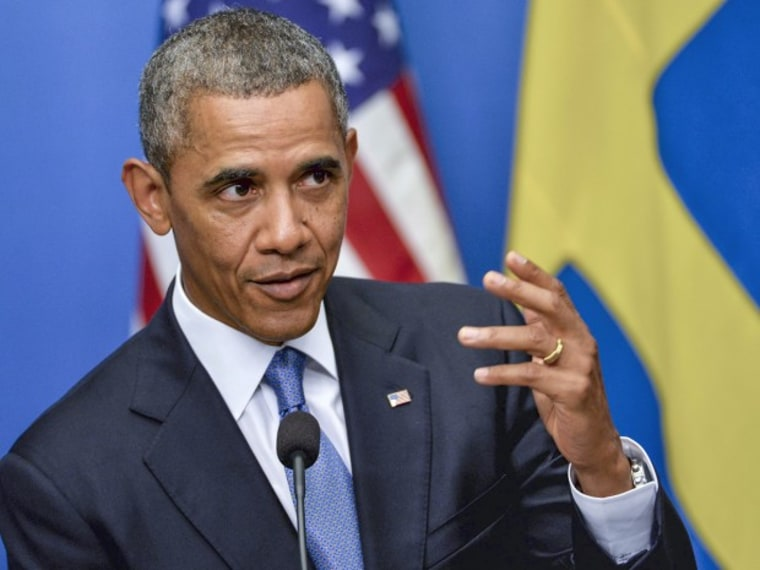 Obama Sweden G20 - Michele Richinick - 09/04/2013
