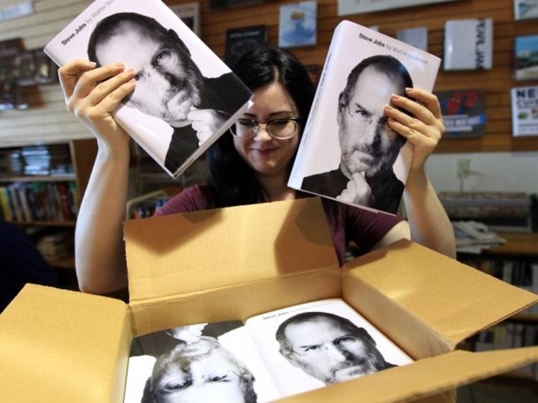Steve Jobs biography - Michele Richinick - 09/3/2013